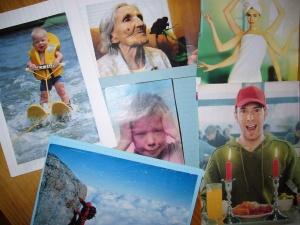 Personen aus der Bildkartei